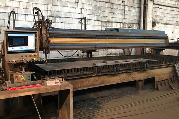 CNC-Láng és plazmavágó